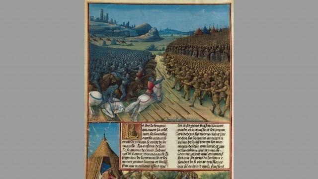 625 години от разгрома на кръстоносците в битката при Никопол