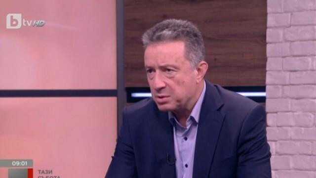 Янаки Стоилов: У нас има и корупция, закрепена със закони