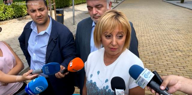 Мая Манолова: Ива Митева нарушава Конституцията
