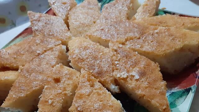 Сладък десерт за добри гости - турско реване