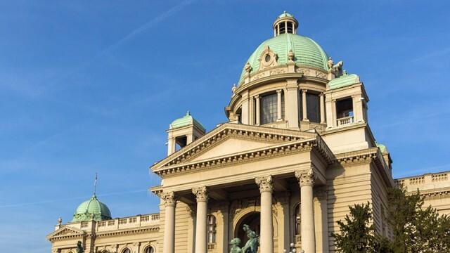 Закон за опазване на кирилицата приеха в Сърбия
