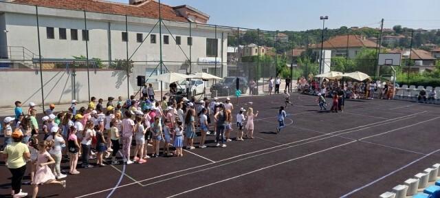 Деня на детето празнуваха днес най-малките жители на Бяла