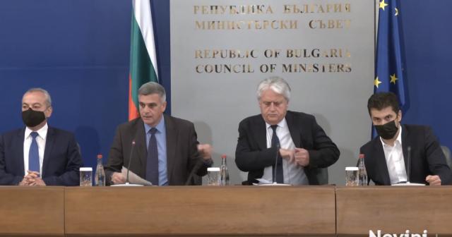 Стефан Янев: Реалистичната картина в държавата е корупция, маскирана в законосъобразна форма