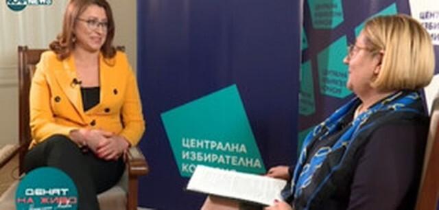Говорителят на ЦИК: Поставените под карантина между 1 и 4 април няма да могат да гласуват