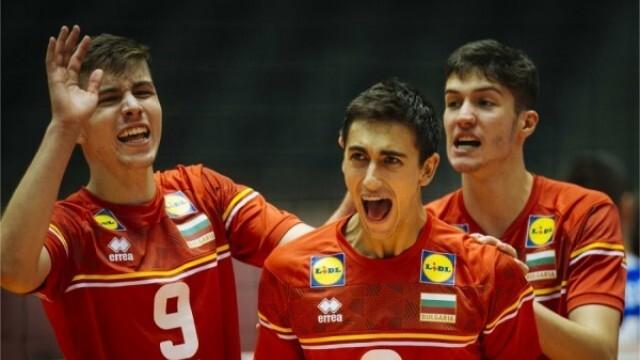 България се класира на полуфинал на Световно първенство