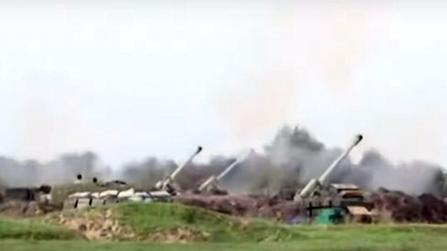 Армения и Азербайджан се договориха, но престрелките продължават