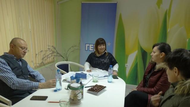 Ремонтите и въздуха в Русе обсъждаха  русенци в  приемната на Алисе Муртезова