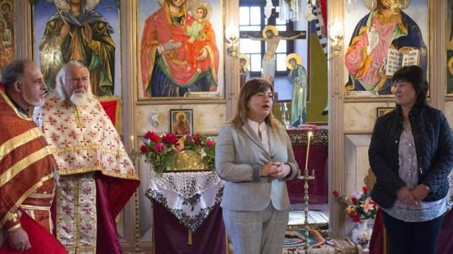 Алисе Муртезова: Пред Бог всички сме равни