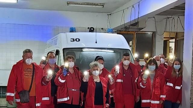 7 нови линейки са получили спешните медици в Русе за 2 години