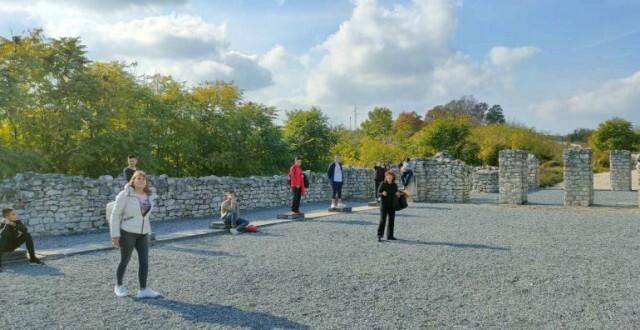 """Гимназисти в Плевен избраха крепостта """"Сторгозия"""" за открит урок по история"""