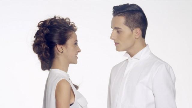 """Ана-Мария и Богомил разказват романтична  приказка в дуета """"Теб си пожелах"""""""