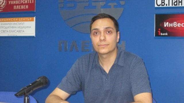 Плевен: Изключеният от групата съветници на ГЕРБ Борислав Илиев сам напуска и партията
