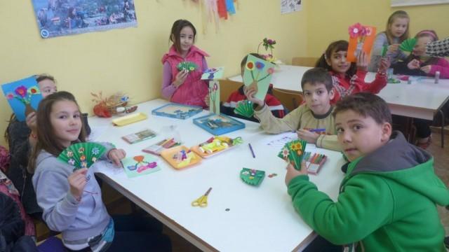 Занимания за пролетната ваканция планира Детският комплекс в Белене