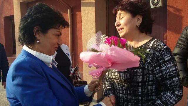 Плевен: С жени от целия регион празнува 8 март Велислава Кръстева