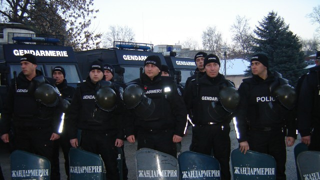 """Решават трайно проблема с настаняването на служба """"Жандармерия"""" в Плевен"""