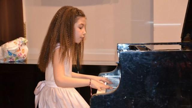 Русе изпраща Тереза Тодорова на концерт в Ню Йорк
