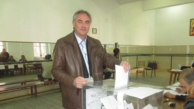 Георг Спартански: Гласувах за това Плевен да си върне човешкото лице в управлението