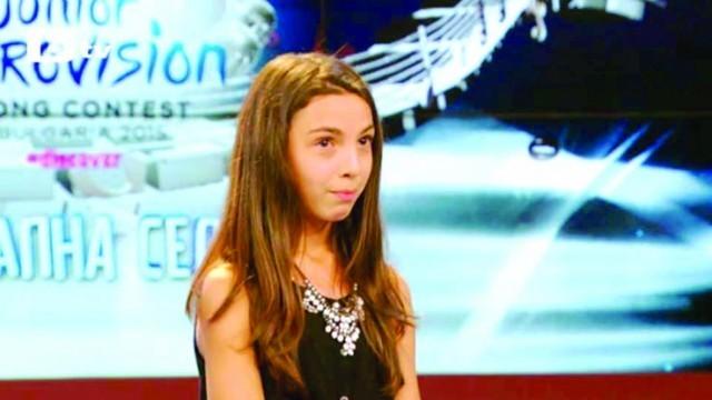 Ето песента на Габи за детската Евровизия, клипът с кадри от Русе