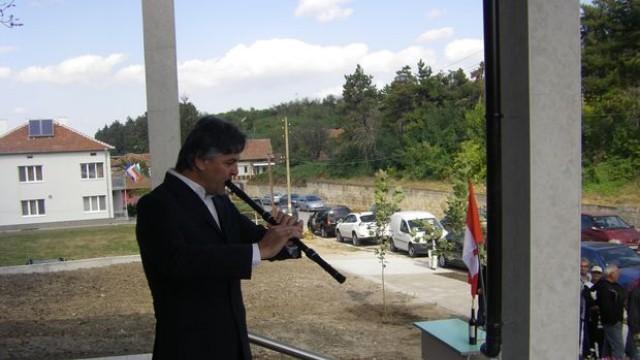 Теодосий Спасовднес с концерт в Русе