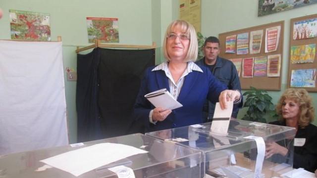 Цецка Цачева: Гласувах за новия Плевен