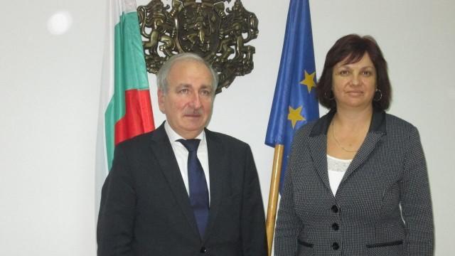 Украйна със заявка за възстановяване на партньорство с Плевен
