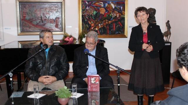 """Плевен: Боян Биолчев представи четвъртото издание на книгата си """"Амазонката от Варое"""""""