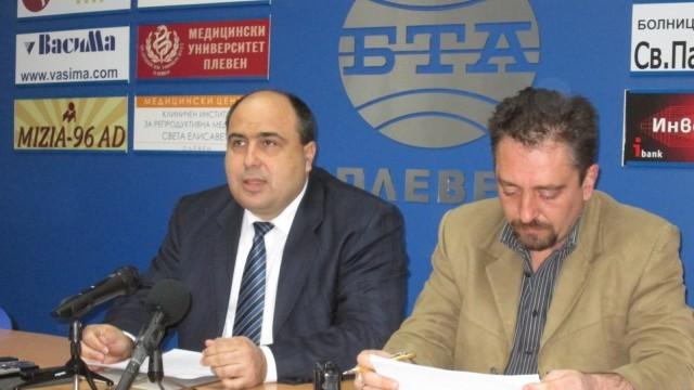 ГЕРБ - Плевен излезе с декларация в защита на Цветан Цветанов