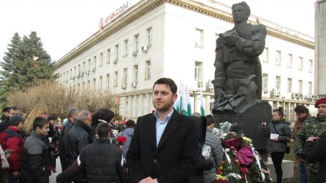 Актьорът Веселин Плачков: Ролята на Левски ме промени