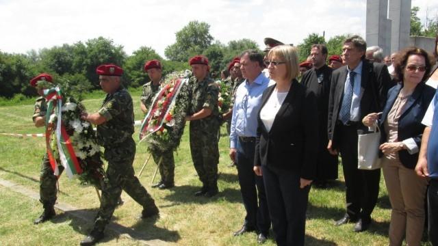 Цецка Цачева: Нека помним престъпленията и политическото насилие, за да не ги допуснем никога повече