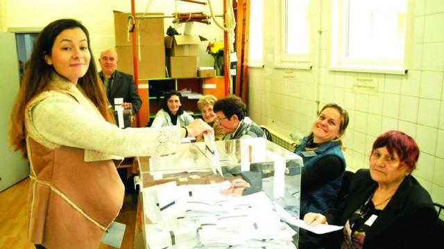 18-годишна силистренка се върна в детската си градина, за да гласува