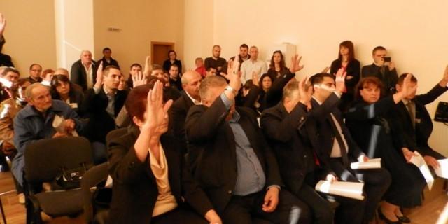 Новоизбраните органи на местна власт в община Кнежа встъпиха в длъжност