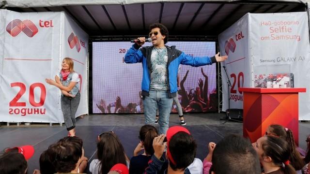 Плевен: Рафи с концерт тази неделя на площад