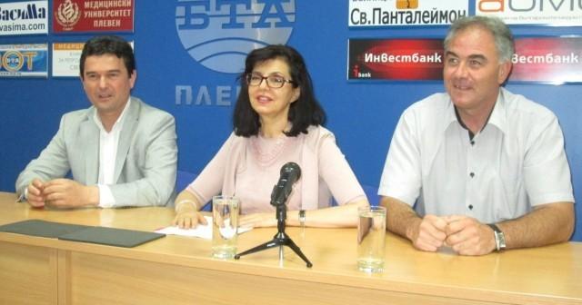 Найден Зеленогорски: В РБ работим за постигане на единни кандидатури във възможно най-много общини