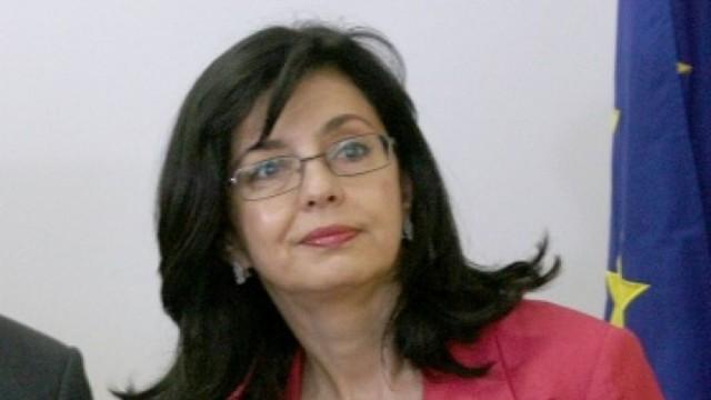 Вицепремиерът Меглена Кунева ще се срещне с плевенския кмет