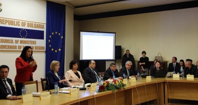 Министър Лиляна Павлова: До 2020 г. Плевен има заделено европейско финансиране от 57 млн. лева