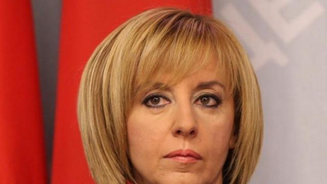 Мая Манолова ще инспектира социални домове в Плевен