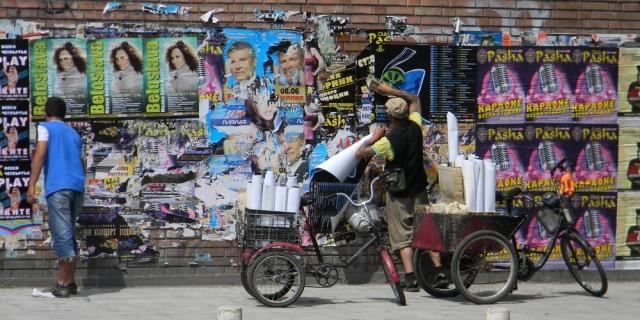 Община Ловеч приканва да се премахнат агитационните материали от нерегламентирани места