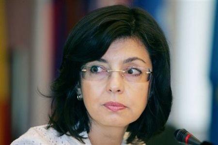 Вицепремиерът Меглена Кунева: Недоволна съм от свършеното по проектозакона за антикорупцията