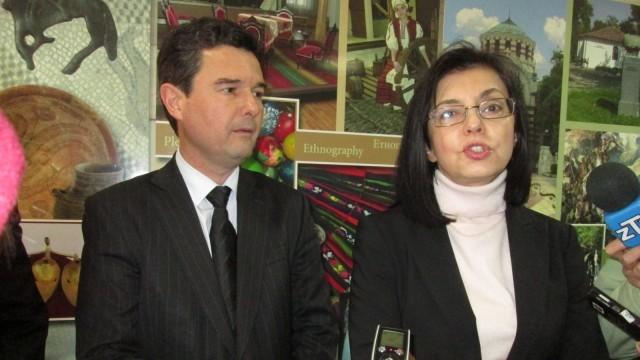 Меглена Кунева: За Плевен много разчитам на Найден Зеленогорски за местния вот