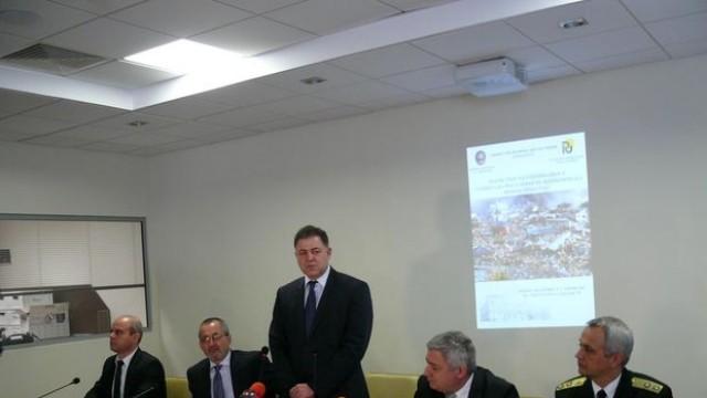 Военният министър за Дунарит: На този етап спирането на лиценза не може да се отмени