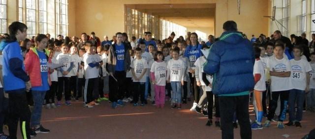 """Над 200 участници се включиха в Третия лекоатлетически турнир """"Децата на Плевен"""""""