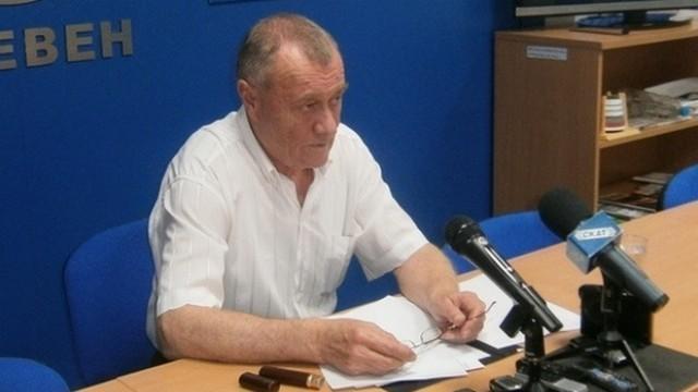 Кръстьо Крачунов пое временно председателството на РИК – Плевен