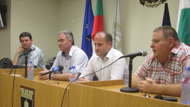 ДСБ заяви подкрепата си за кандидатурата на Георг Спартански за кмет на Плевен