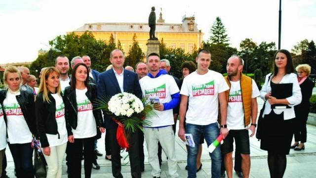В Силистренско: С над 22 000 се увеличиха гласовете за Румен Радев на балотажа