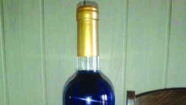 Левскар от Русе направи синьо вино