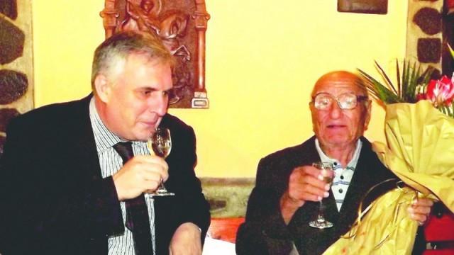 101-годишният Стефан Цонев бе най-възрастният избирател в Община Силистра