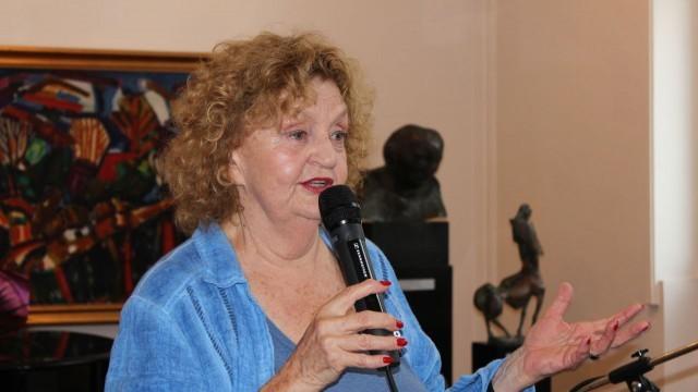 Невероятната Татяна Лолова  с вълнуваща среща в Плевен