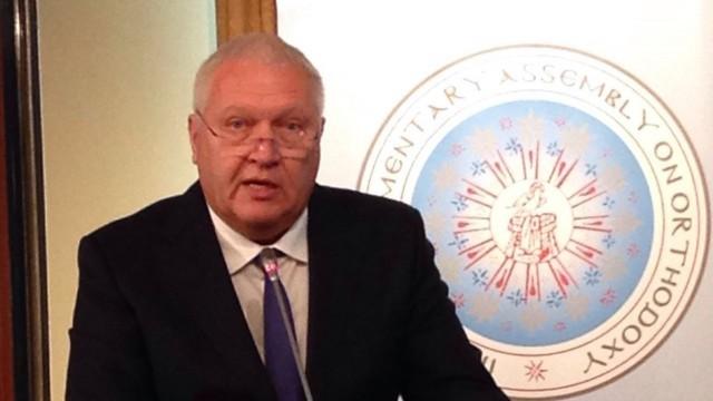 Избраха депутата Васил Антонов за докладчик на Генерална асамблея във Виена