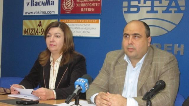 Министър Лиляна Павлова представя първо в Плевен националната програма за саниране