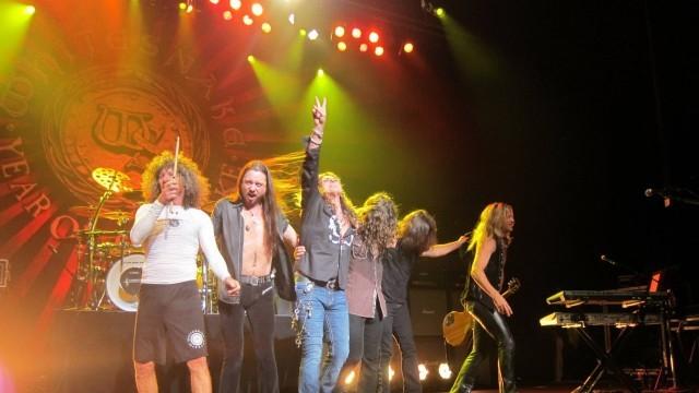 Whitesnake с концерт у нас през есента